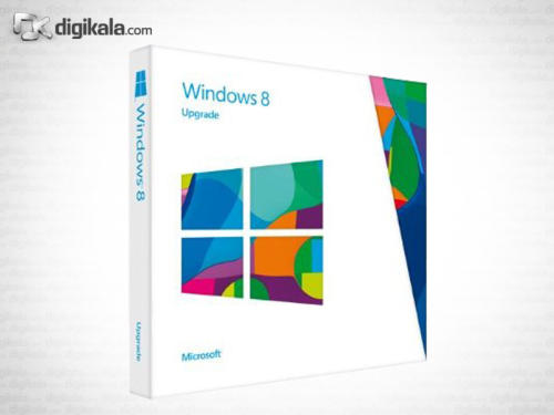 کتاب ویندوز 8 نسخه ارتقا دهنده