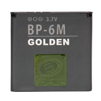 باتری موبایل مدل BP-6M ظرفیت 900 میلی آمپر ساعت مناسب برای گوشی موبایل نوکیا 3250