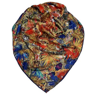 تصویر روسری زنانه ارکیده کد 192-15