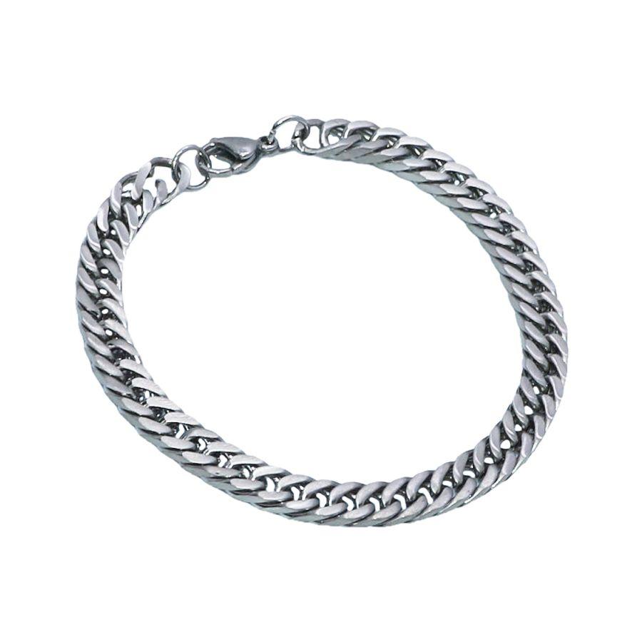 تصویر دستبند مردانه کد kt07