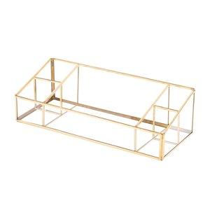 استند لوازم آرایشی شیشه ای مدل Section2 کد BT2511
