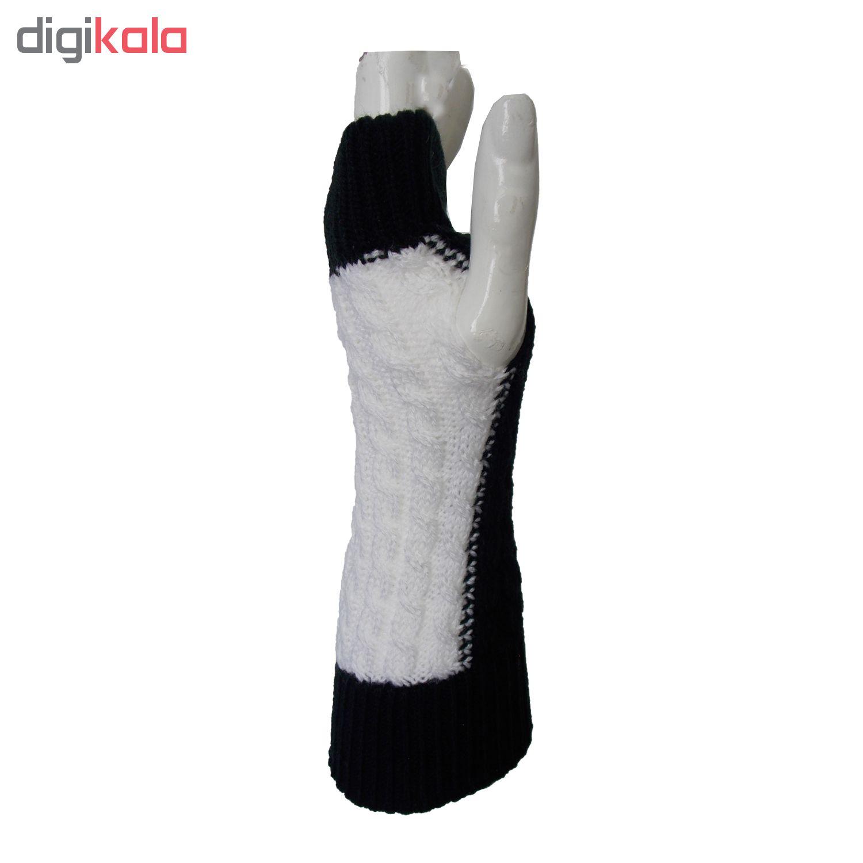 ساق دست بافتنی زنانه مدل MAR-2NIM-SE کد 20736