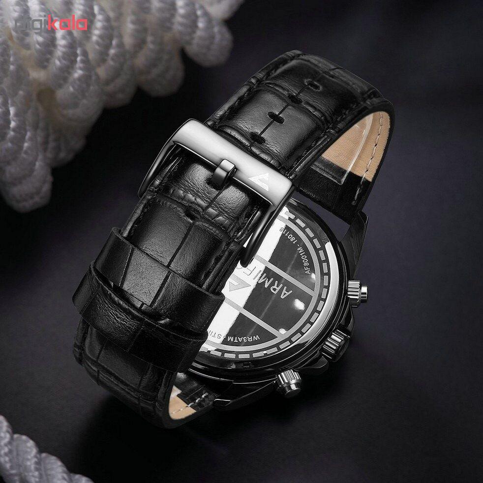 کد تخفیف                                      ساعت مچی عقربه ای مردانه آرمی فورس مدل BB-8001