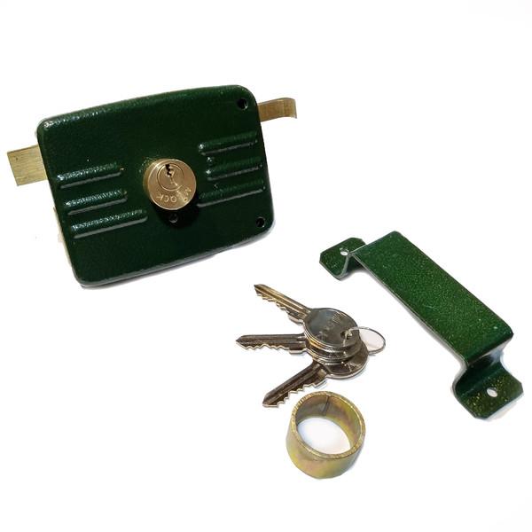 قفل حیاطی میلاک مدل الگانت