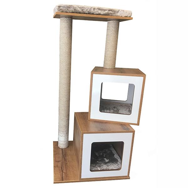 اسکرچر گربه مدل 2Cube-001