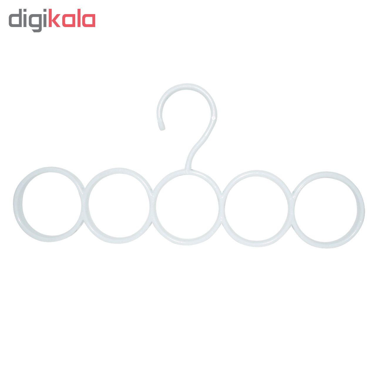 آویز شال و روسری مدل Circle 5  main 1 1