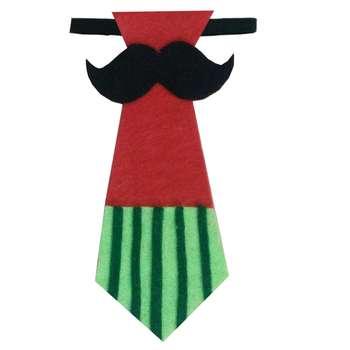 کراوات پسرانه طرح هندوانه مدل 106