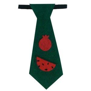 کراوات پسرانه طرح هندوانه مدل 103