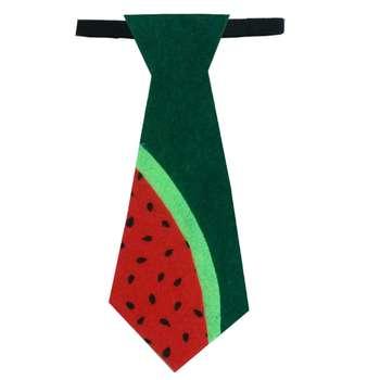 کراوات پسرانه طرح هندوانه مدل 102
