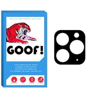 محافظ لنز دوربین گوف مدل FL-001 مناسب برای گوشی موبایل اپل iPhone 11 Pro
