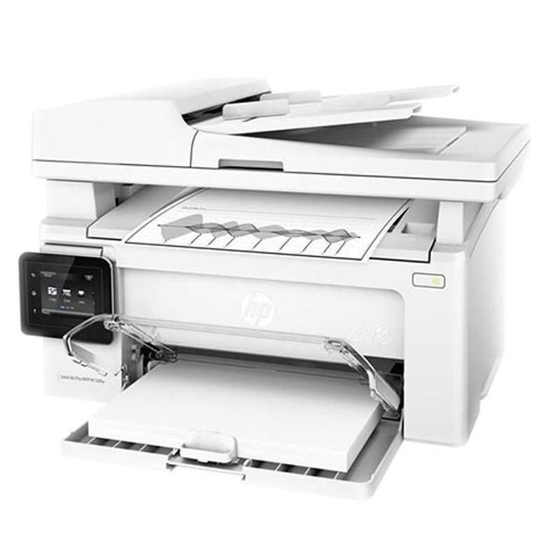 قیمت                      پرینتر چندکاره لیزری اچ پی مدل LaserJet Pro MFP M130fw به همراه گوشی