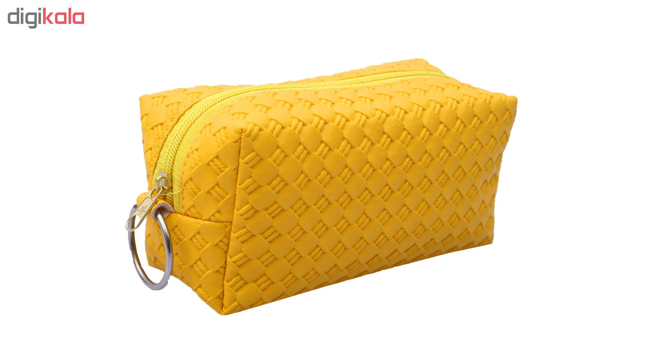 کیف لوازم آرایش کد GT0103 main 1 2