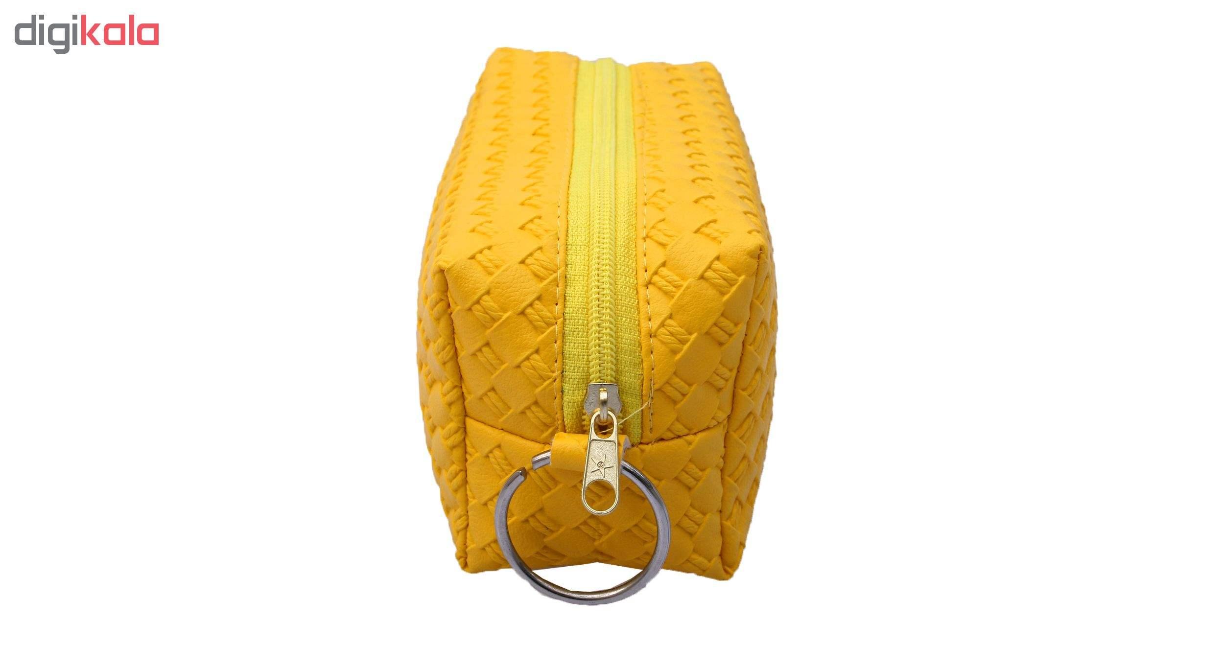 کیف لوازم آرایش کد GT0103 main 1 5