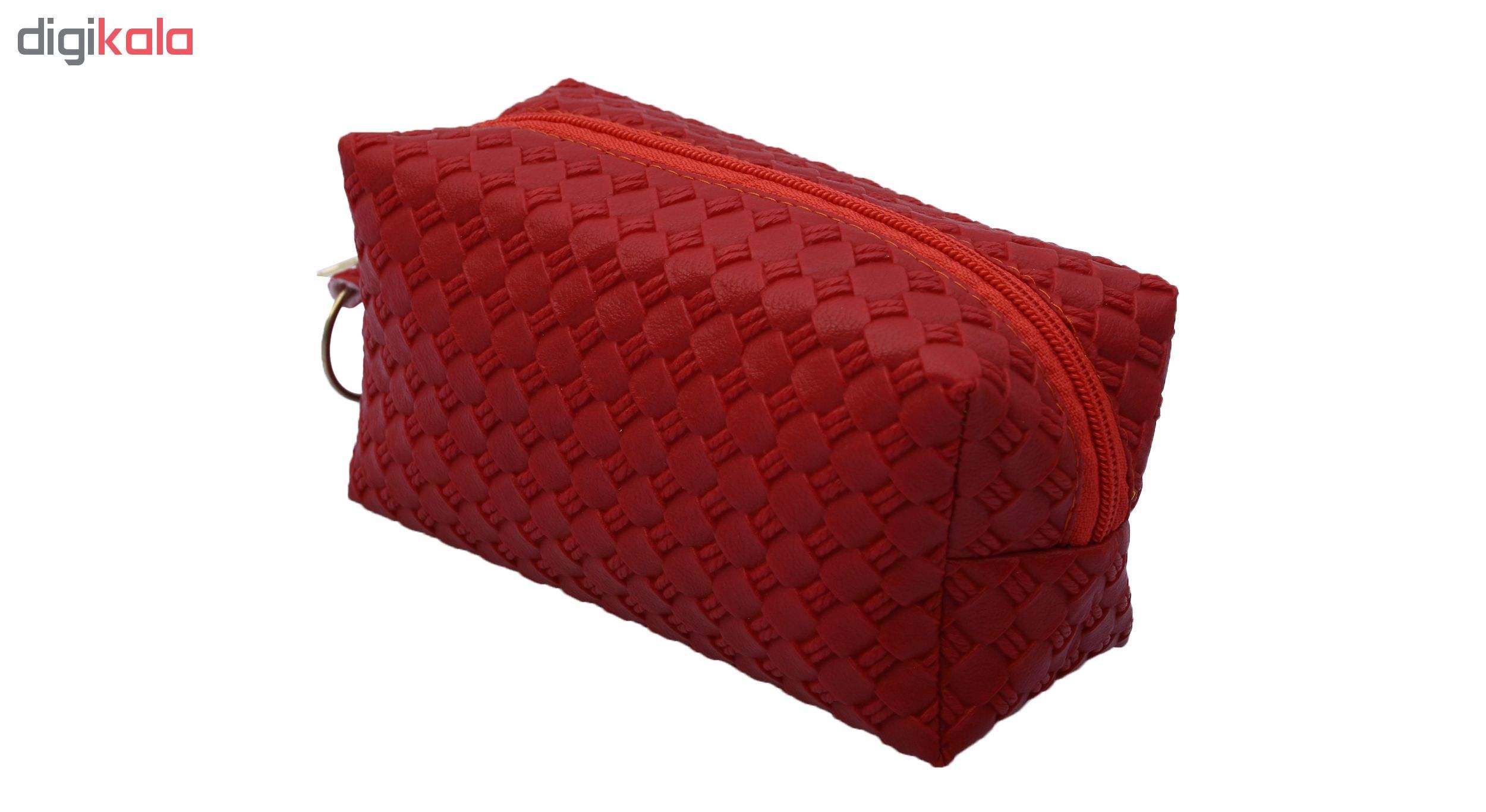کیف لوازم آرایش کد GT0103 main 1 12