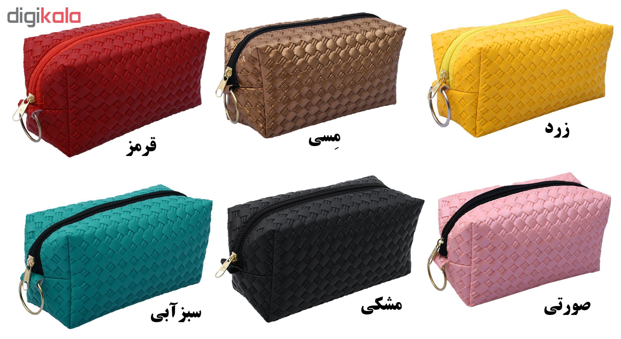 کیف لوازم آرایش کد GT0103 main 1 17