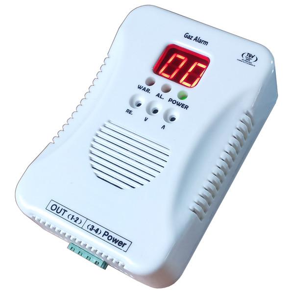 دستگاه هشدار دهنده نشت گاز طنین توسعه پارس مدل TTP-S 1159