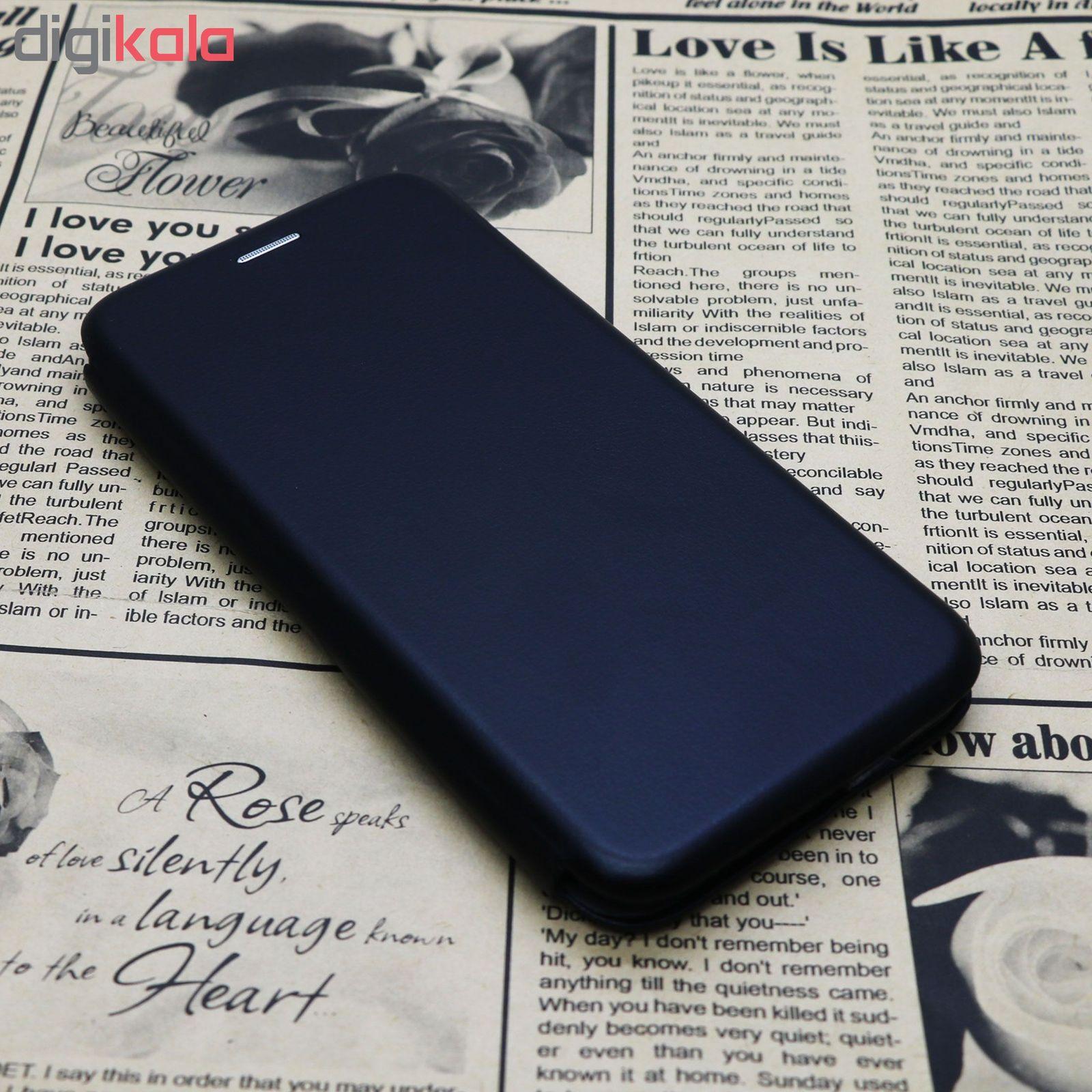 کیف کلاسوری طرح Wallet مدل Wa-001 مناسب برای گوشی موبایل سامسونگ Galaxy A10s main 1 2