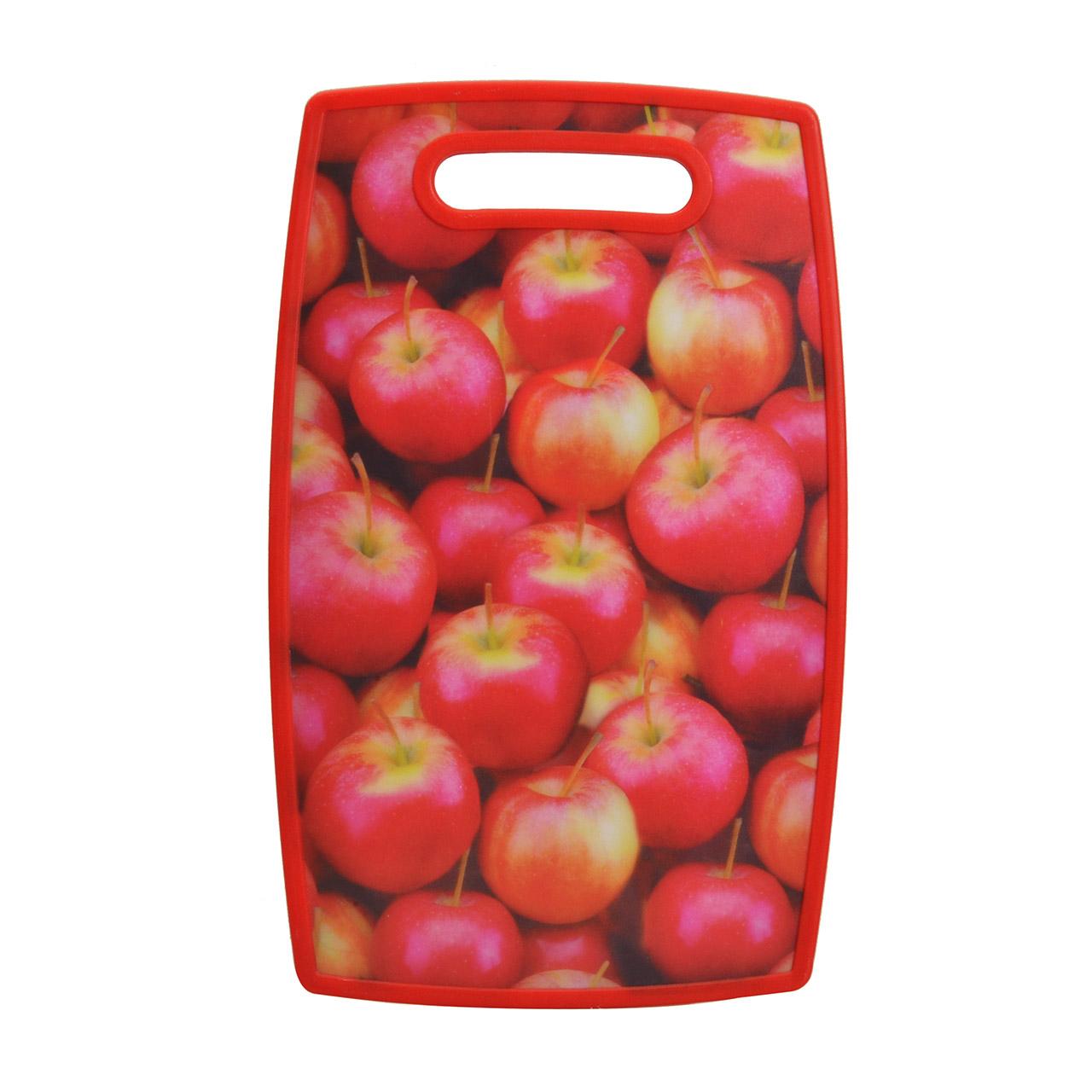 تخته برش طرح سیب