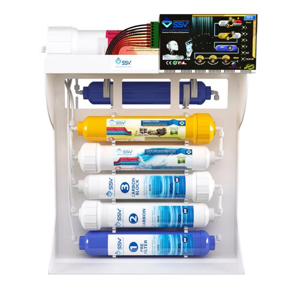 دستگاه تصفیه کننده آب خانگی اس اس وی مدل Smart StarLine S1000