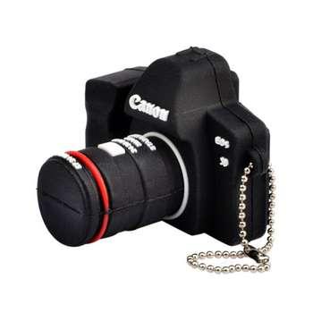فلش مموری طرح دوربین عکاسی کانن مدل Ul -CC01 ظرفیت 64 گیگابایت