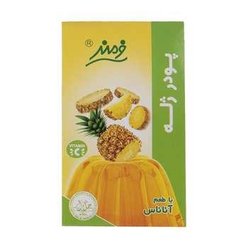 پودر ژله آناناس فرمند مقدار 100 گرم