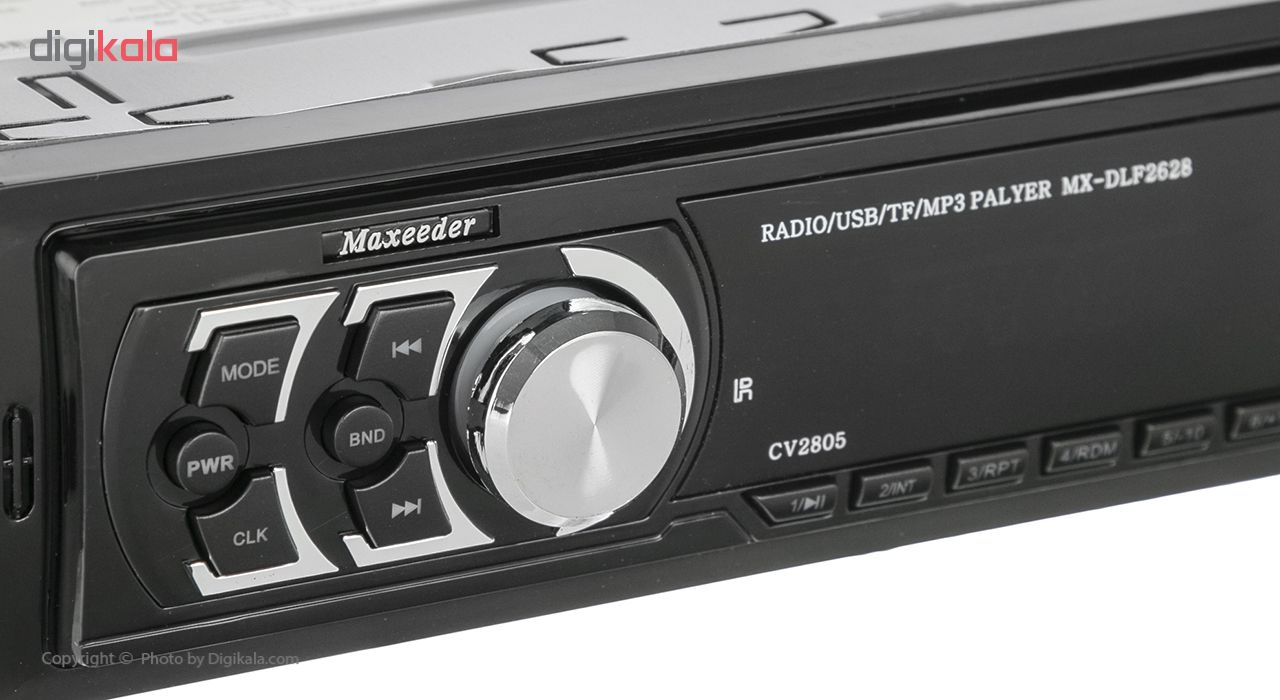 پخش کننده خودرو مکسیدر مدل CV2805