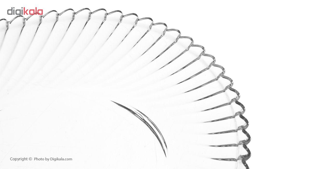 دیس نوری تازه سری دیاموند مدل 401028W بسته 2 عددی