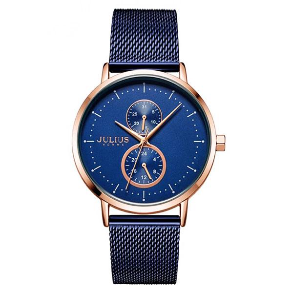 کد تخفیف                                      ساعت مچی عقربه ای مردانه جولیوس مدل JAH-105B