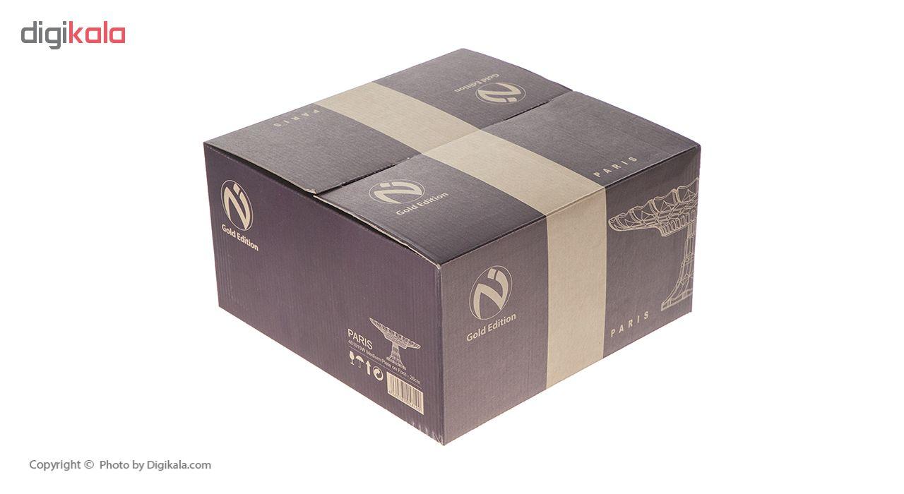شیرینی خوری گلد ادیشن سری پاریس مدل 481015W