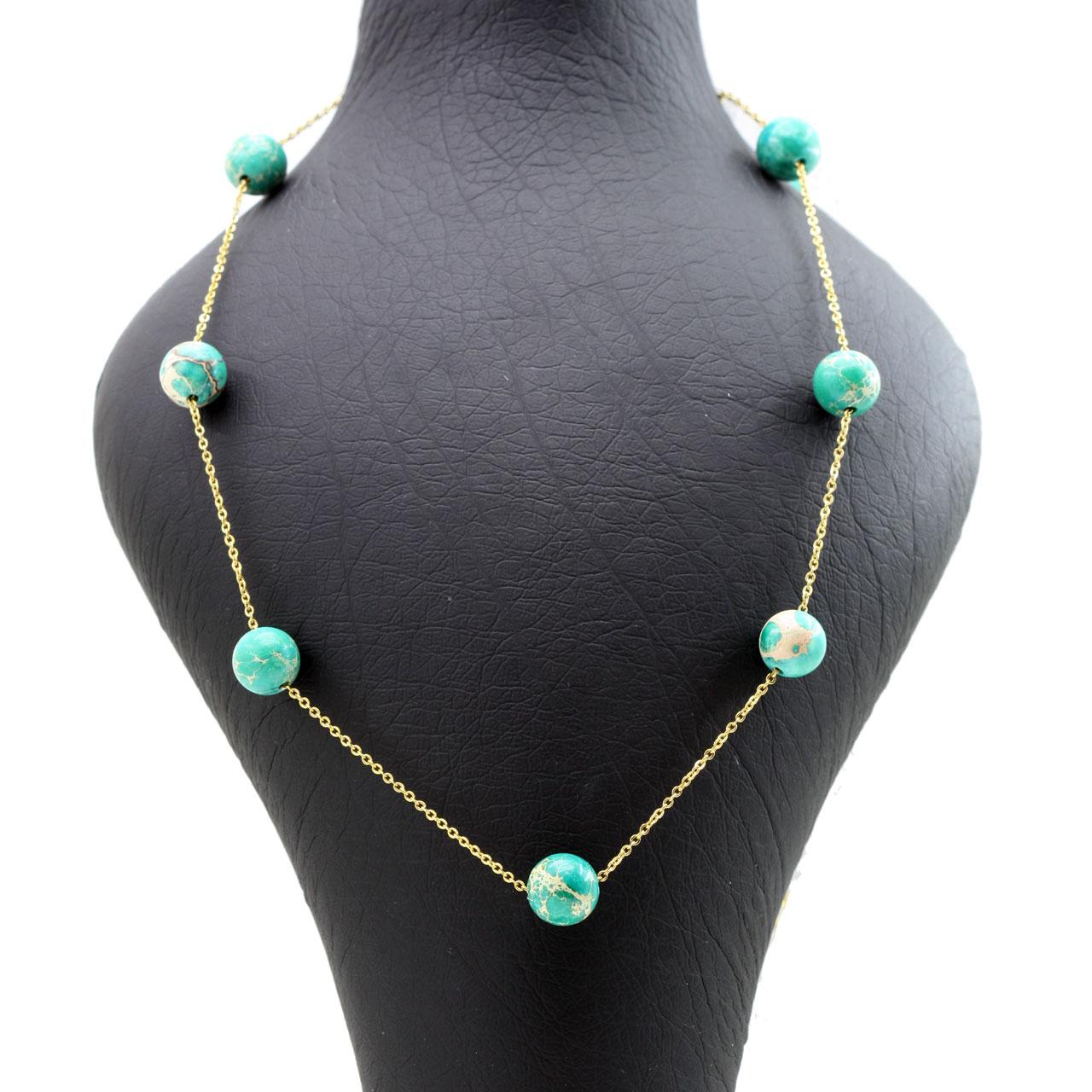 گردنبند طلا 18 عیار زنانه مایا ماهک مدل MM0967