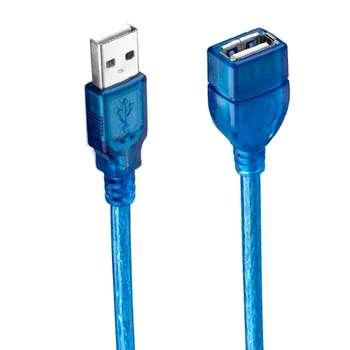 کابل افزایش طول USB 2.0 مدل ST-EX3 طول 0.3 متر