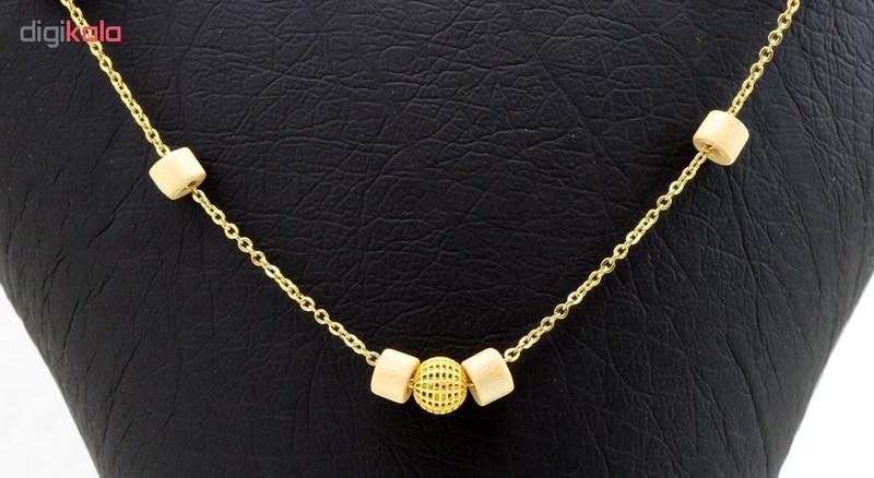 گردنبند طلا 18 عیار زنانه مایا ماهک مدل MM0965