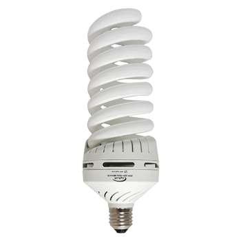 لامپ کم مصرف 60 وات خزرشید مدل P300 پایه E27