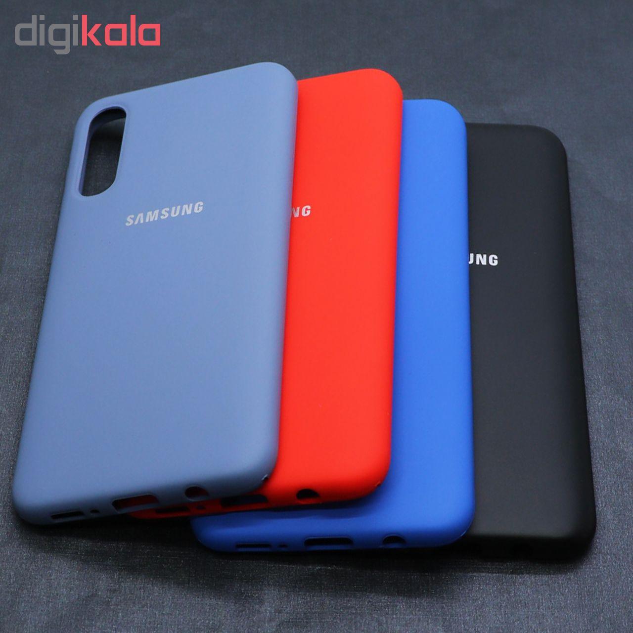 کاور مدل Sic-001 مناسب برای گوشی موبایل سامسونگ Galaxy A50/A30s/A50s main 1 2