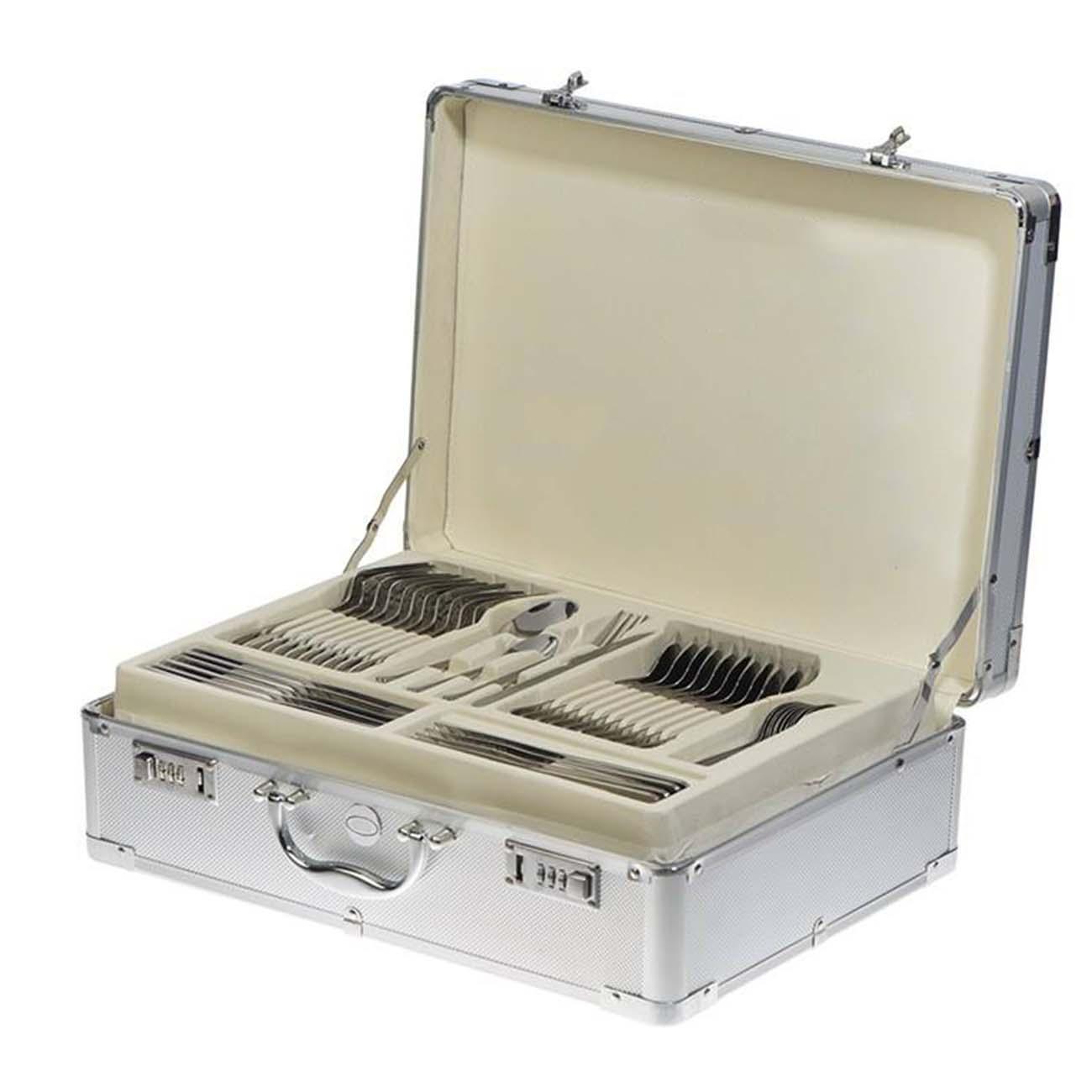 سرویس قاشق چنگال 134 پارچه ام جی اس مدل st92