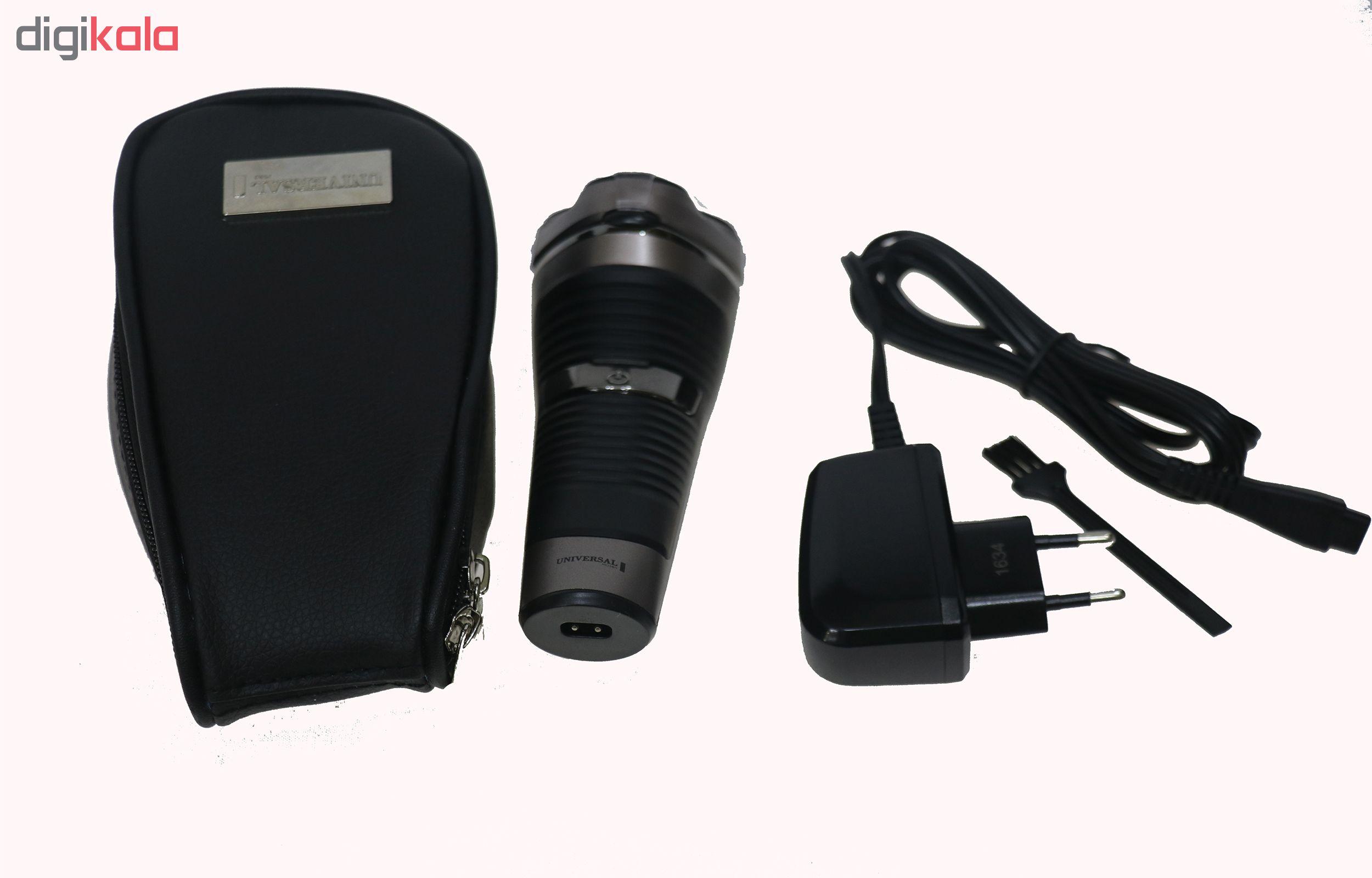 ماشین اصلاح موی صورت یونیورسال مدل LT-9932  Universal LT-9932 Shaver