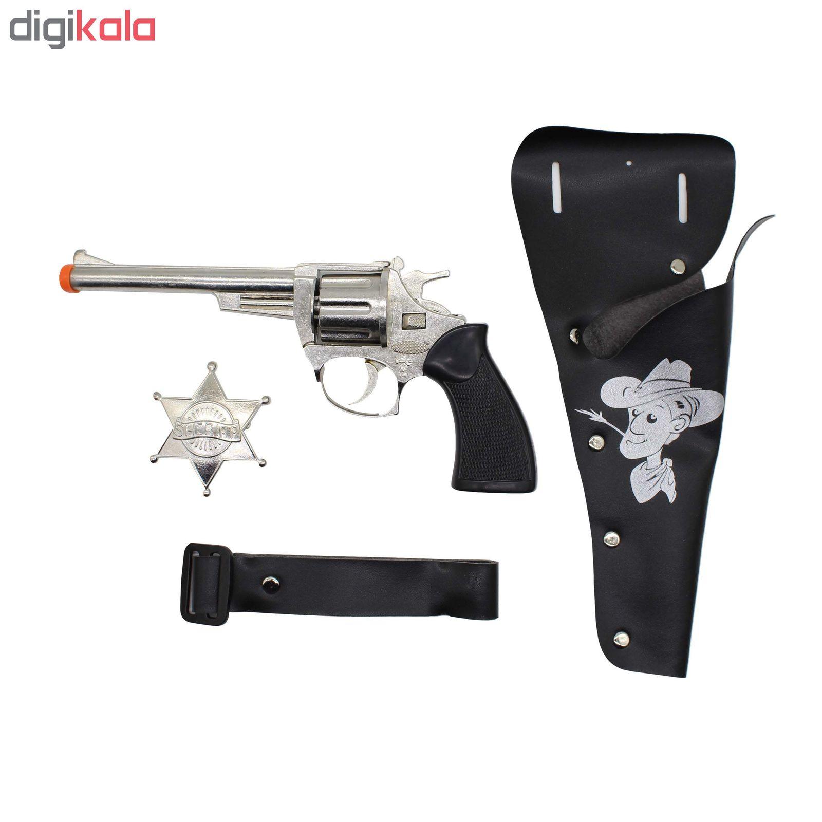 تفنگ بازی مدل K1-1227-3