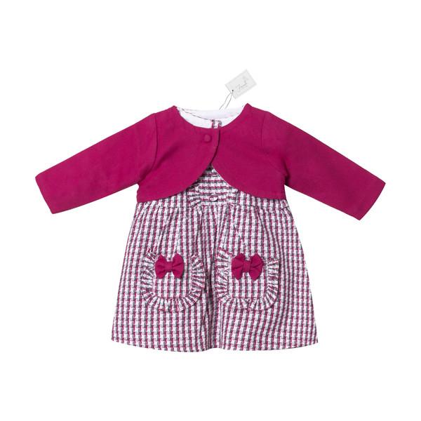 سارافون نوزادی فیورلا دخترانه سلدا کد 2911