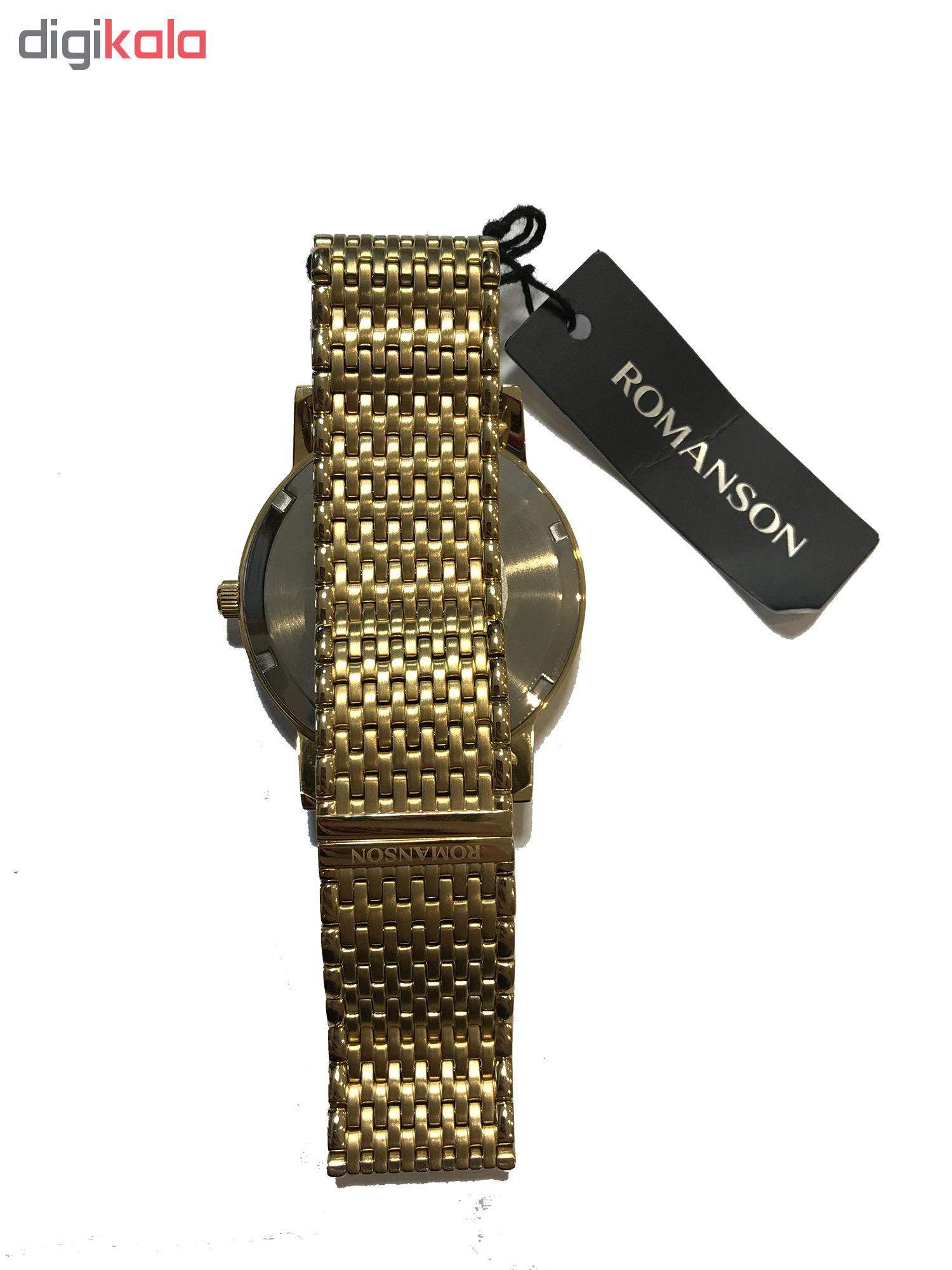 ساعت خرید اینترنتی ساعتمردانه رومانسون مدل TM1274FM1GA81B