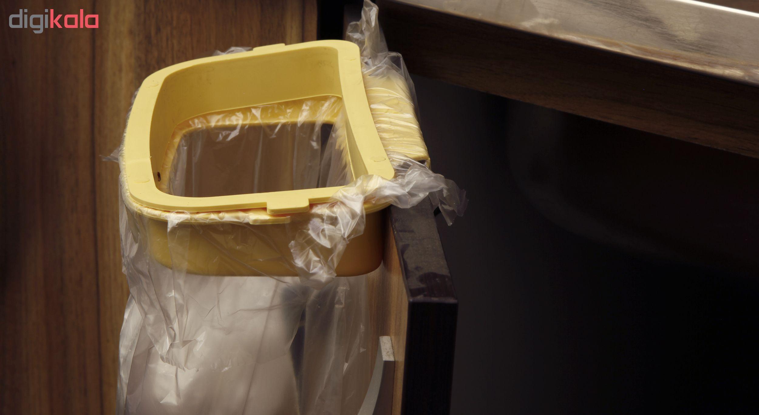آویز کیسه زباله کابینتی مدل Garbin01 main 1 2