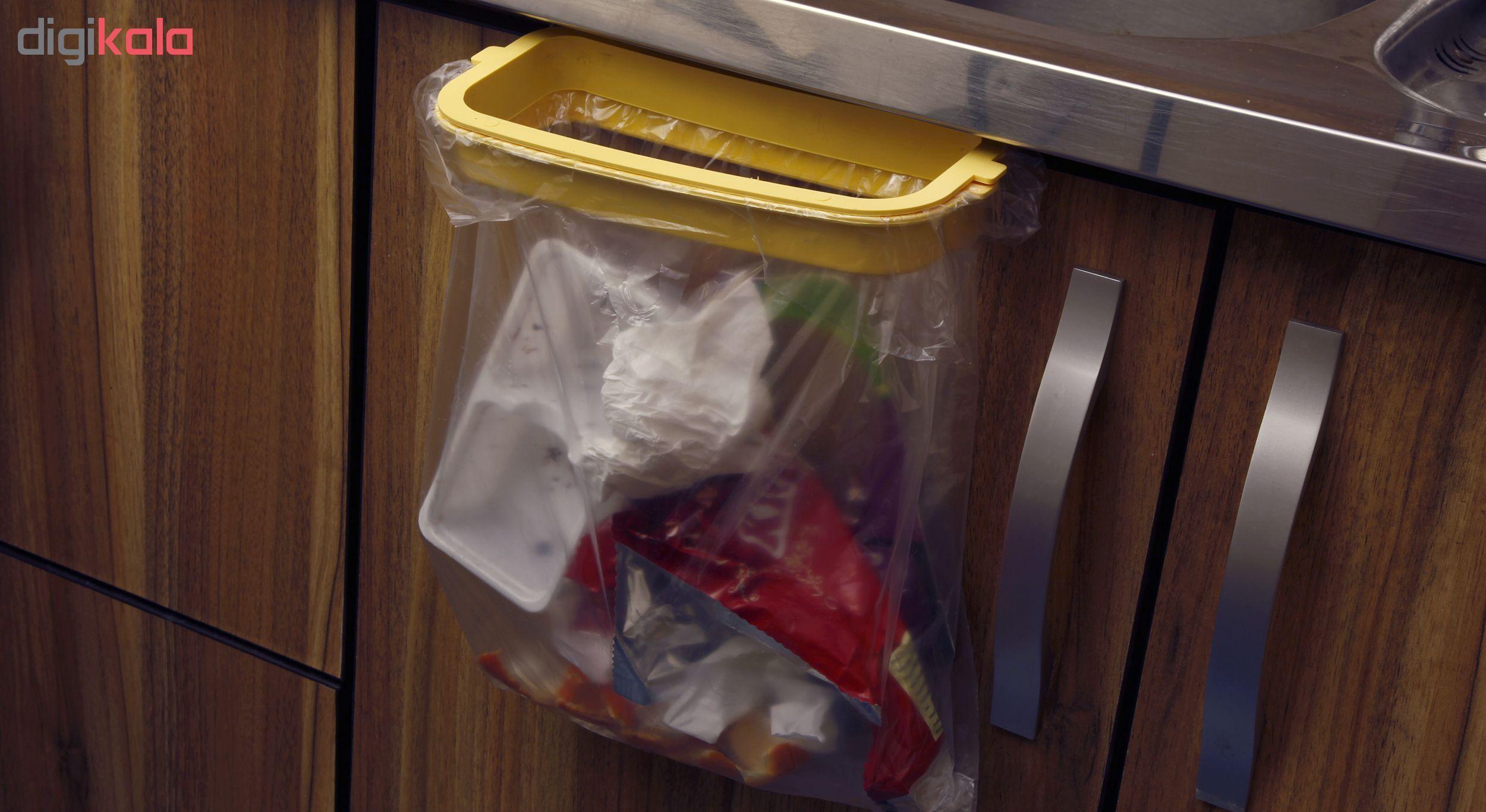 آویز کیسه زباله کابینتی مدل Garbin01 main 1 3