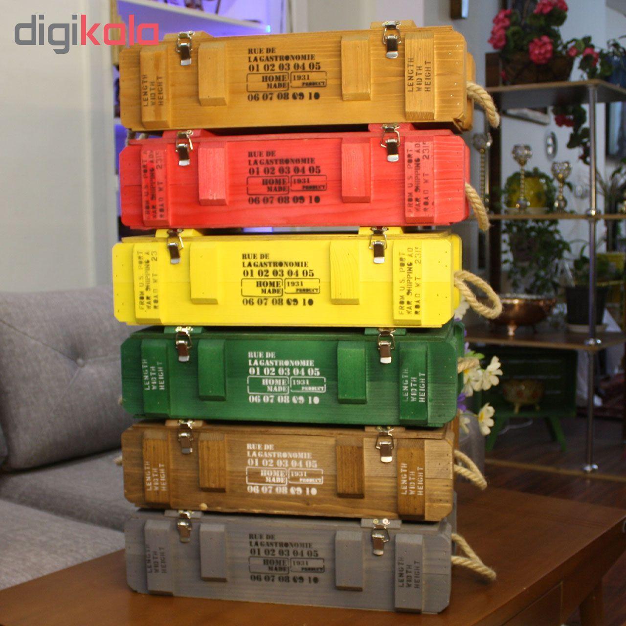 جعبه هدیه طرح جعبه مهمات مدل m33 main 1 3