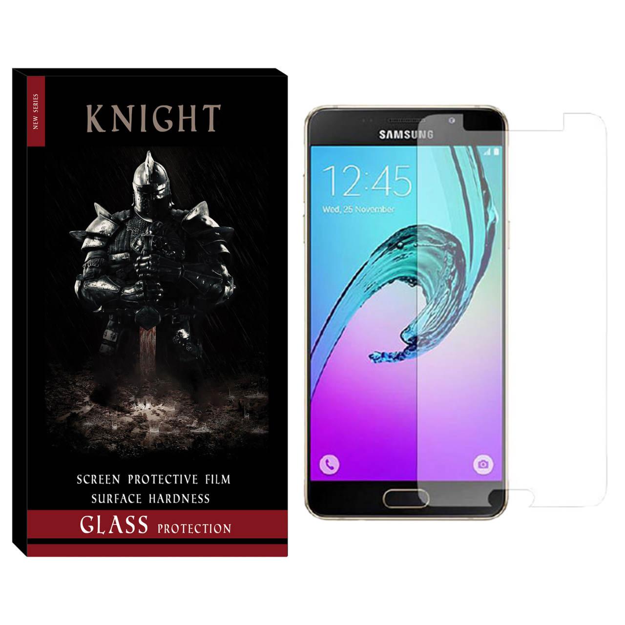 محافظ صفحه نمایش نایت مدل K-001 مناسب برای گوشی موبایل سامسونگ Galaxy A3 2016 / A310