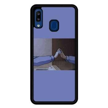 کاور آکام مدل Aa201633 مناسب برای گوشی موبایل سامسونگ Galaxy A20/A30