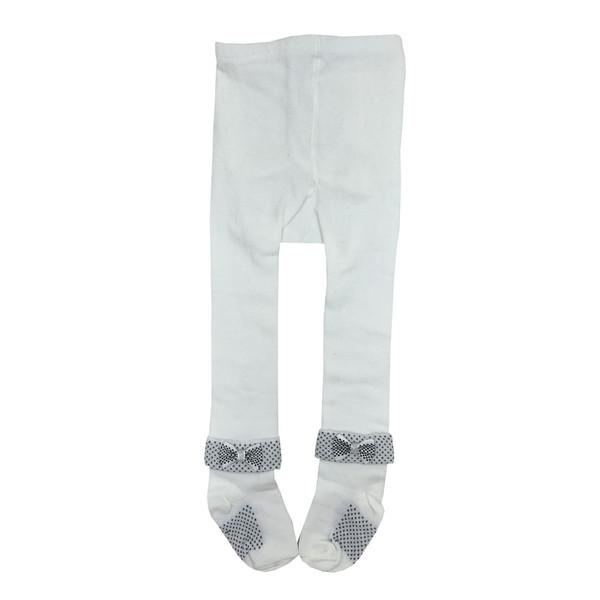 جوراب شلواری دخترانه کد LD-253