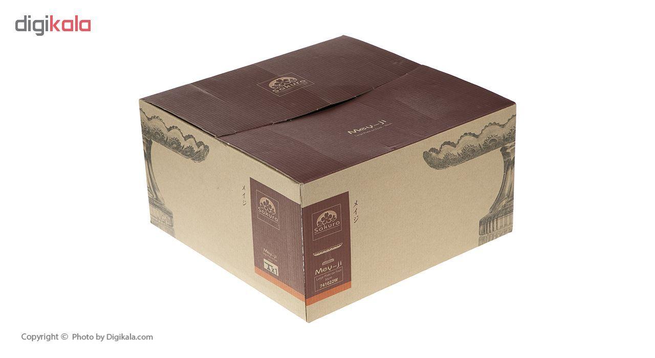 شیرینی خوری ساکورا سری می جی مدل 741022W main 1 4
