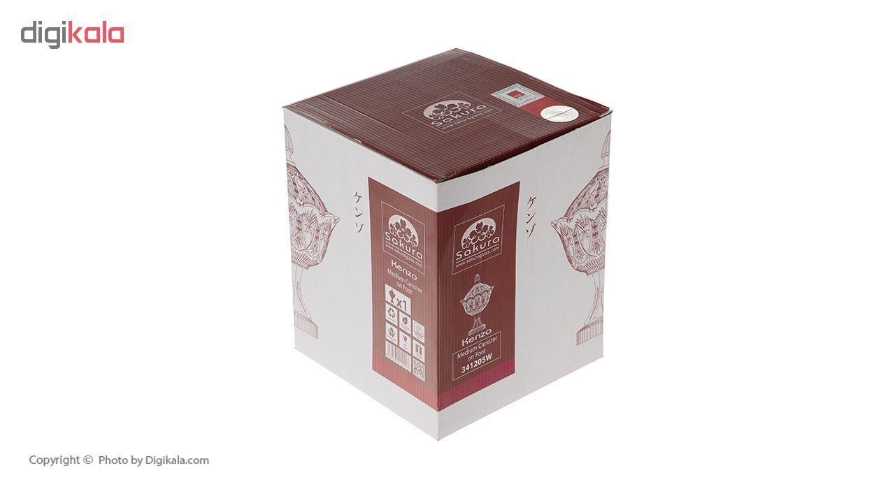 شکلات خوری ساکورا سری کنزو مدل 341205W main 1 1