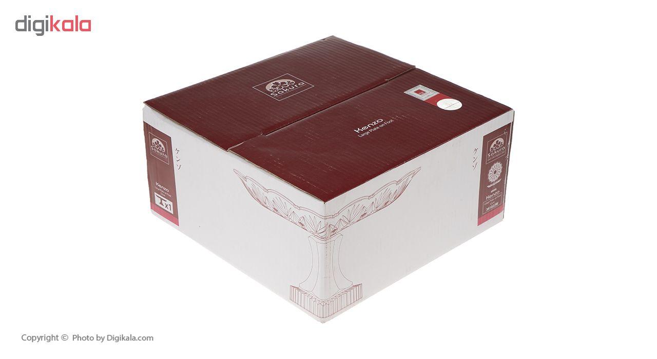 شیرینی خوری ساکورا سری کنزو مدل 341022W main 1 3