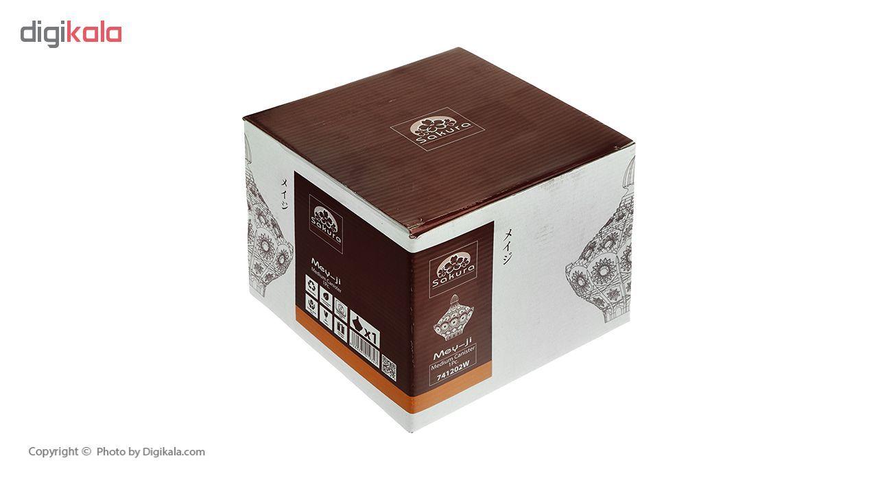شکلات خوری ساکورا سری می جی مدل 741202W main 1 5