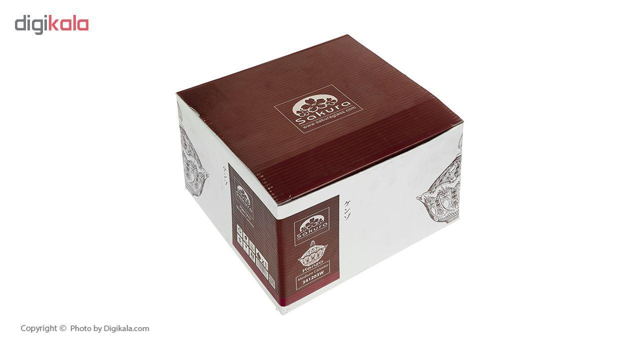 شکلات خوری ساکورا سری کنزو مدل 341203W main 1 4